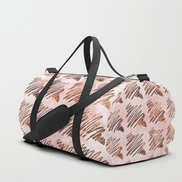 Scratchs and colors Duffle Bag