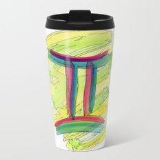 Gemini Flow Metal Travel Mug