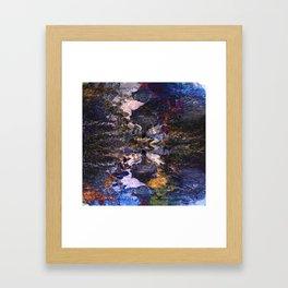 Generator of Activity Framed Art Print