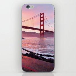 San Francisco Golden Gate Brige iPhone Skin