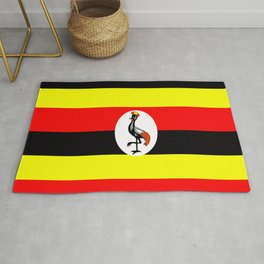 Flag of Uganda Rug