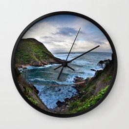 Breast Wall Clock
