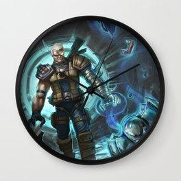 X-men fanart - Cable! Wall Clock