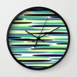 Abstract pattern 154 Wall Clock