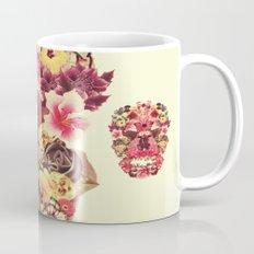 Echinacea Linaria Silene Coffee Mug