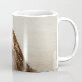 A Red Hen Coffee Mug