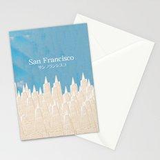 San Francisco TA Stationery Cards