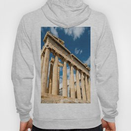 Parthenon Greece Hoody