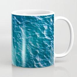 Dubrovnik Boat Man - Traveling photography Coffee Mug