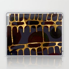 golden decor Laptop & iPad Skin