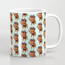 Scissorhands Fox Coffee Mug