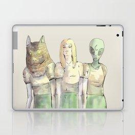 id, ego, superego Laptop & iPad Skin