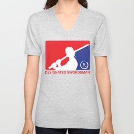 Designated Swordsman Unisex V-Neck