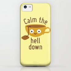 Anxietea iPhone 5c Slim Case
