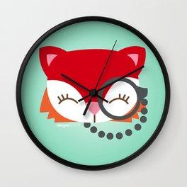 Renard - Collection Dandynimo's - Wall Clock