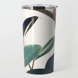 Ficus Elastica #8 Travel Mug