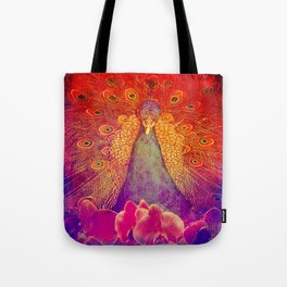 :: Happy Hour :: by    Gale Storm and Joe Ganech  Tote Bag