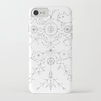 constellations iPhone & iPod Cases featuring Constellations by Astro Nascha