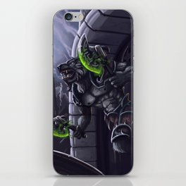 Moonlight Charge iPhone Skin