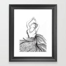 Dancer (3) Framed Art Print