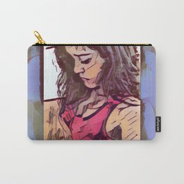 Sadness icone Carry-All Pouch