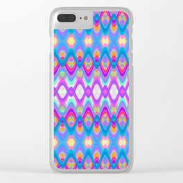 Mind Bloom Clear iPhone Case