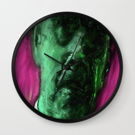 BORIS Wall Clock