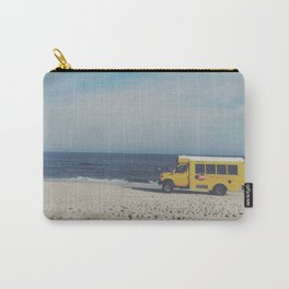 Kismet Beach Bus Carry-All Pouch