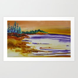 Michigan 4 Art Print