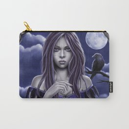 Curse of the Raven Carry-All Pouch