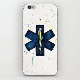 EMT Hero iPhone Skin