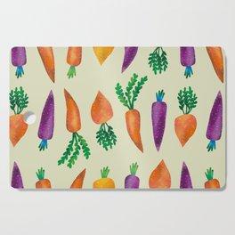 carrot Cutting Board
