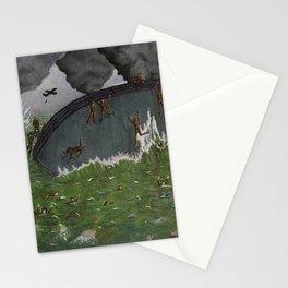 Dulce et Decorum Est Pro Patria Mori Stationery Cards