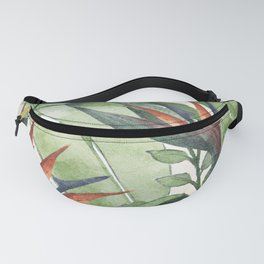 Tropical Flora I Fanny Pack
