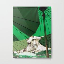 Sunshade sunshades Metal Print
