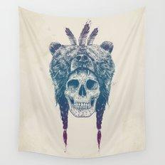 Dead shaman Wall Tapestry