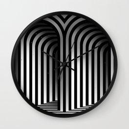Two ways Wall Clock