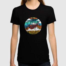 Sailing On Dreams T-shirt