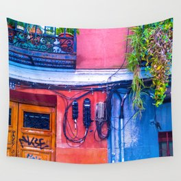 COLORS Wall Tapestry