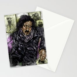 Mr. Burton Stationery Cards