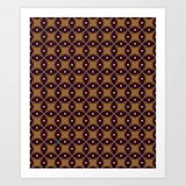 You're Kilim Me 2 Art Print