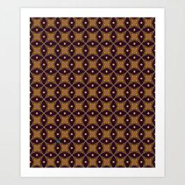 You're Kilim Me 2 Art Print