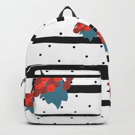 Red Rowan Backpack