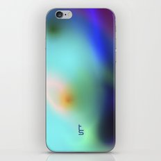 Mysterious World iPhone & iPod Skin