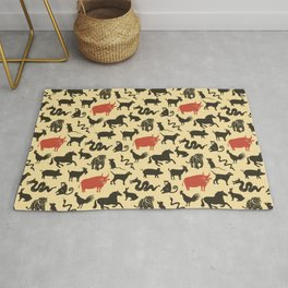 Chinese Zodiac: Year of the Ox Rug