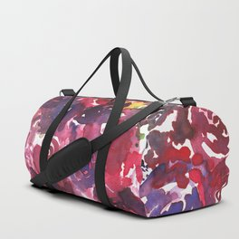Muddled Roses Duffle Bag