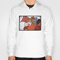 dungeons and dragons Hoodies featuring DUNGEONS & DRAGONS - TIAMAT by Zorio