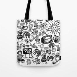 Shreya Print Tote Bag