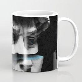 Deconstructed David Coffee Mug