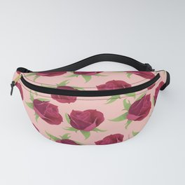 Roses Everywhere Fanny Pack
